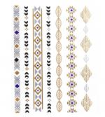 Inka Bracelet Flash Tattoos
