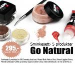 Go Natural SMINKESETT
