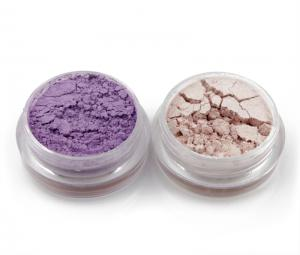 Mineral Eyeshadow Duo - Violetta & Tender Rose