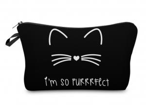 Im so purrfect Makeupbag
