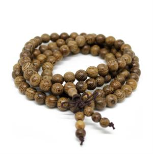 LightBrown Sandalwood Beads