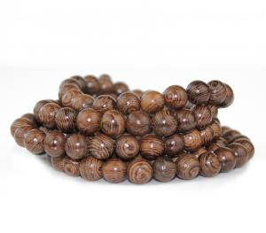 Brown Sandalwood Beads