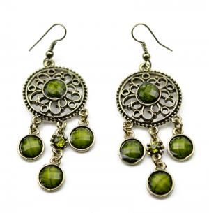 Green Antique Style