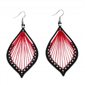 Red Thread Dangle