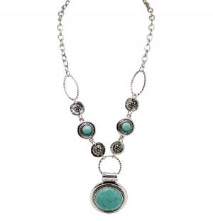 Bohemian Turquoise Style