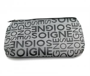 Makeup Bag with Letters